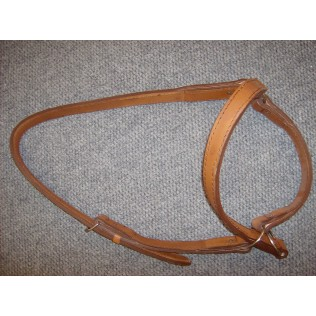 Double Leather Cattle  Head Collar