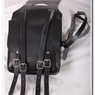 GDE Double Saddle Bag