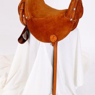 Mc Clellan de Lux Suede Leather