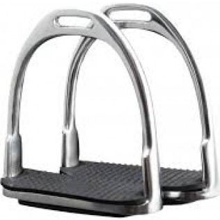 Nickle plated Stirrup Irons
