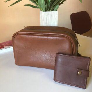 Shower Bag and Wallet